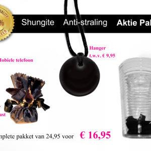 Shungite anti-straling pakket, Shungite-Nederland