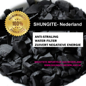 Shungite Nederland - Shungiet - water filter - anti straling -
