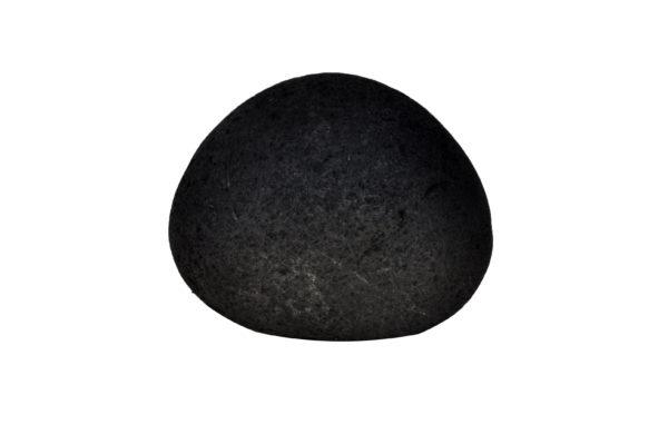 Deze grote Shungite steen weegt 861 gram en kost
