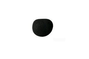 Deze Shungite steen weegt 96 gram en kost € 4,95