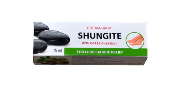 Shungite voet en beencrème