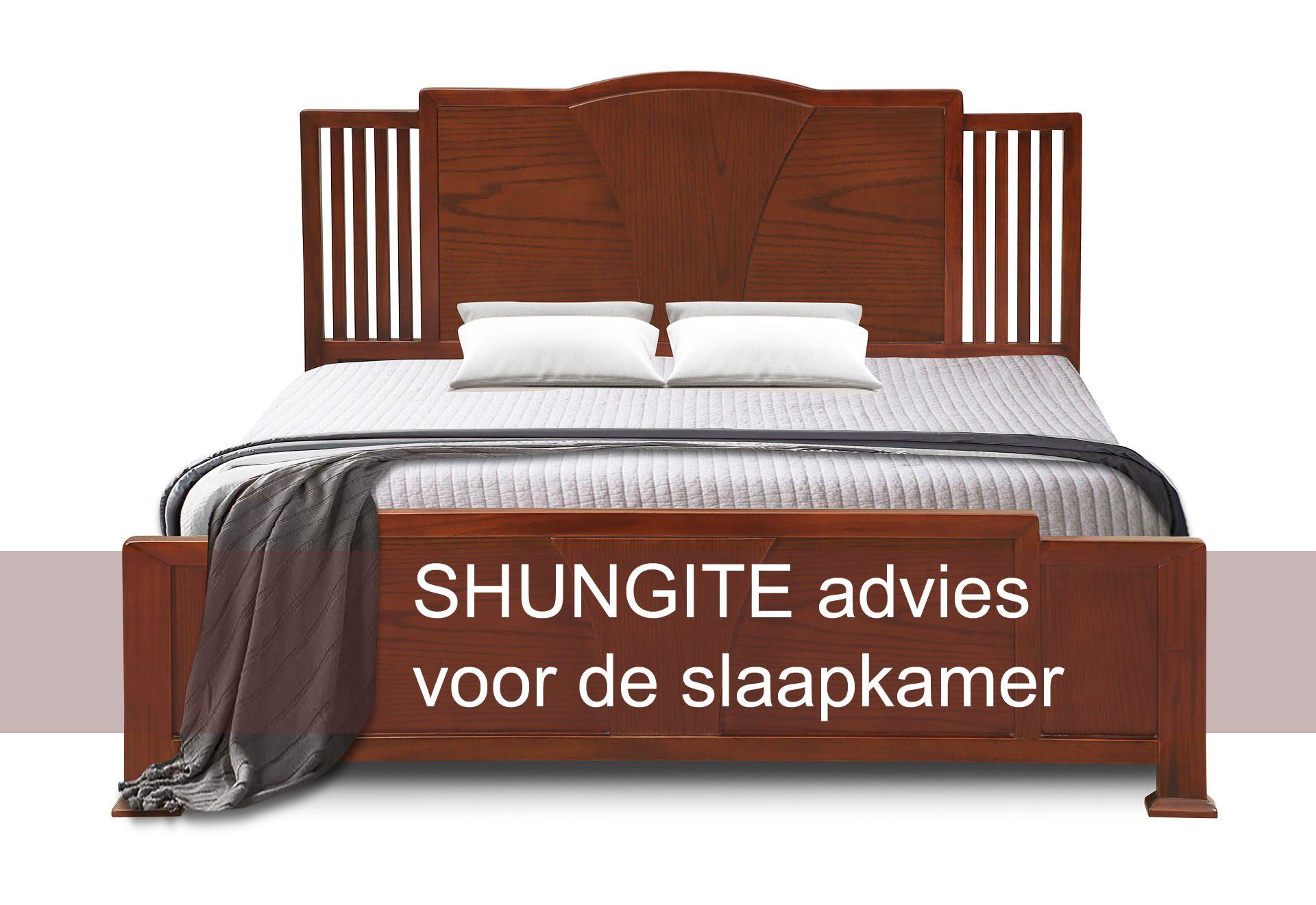 Shungite advies voor de slaapkamer