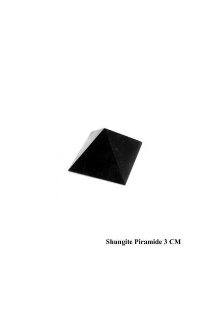 Shungite piramide 3 cm